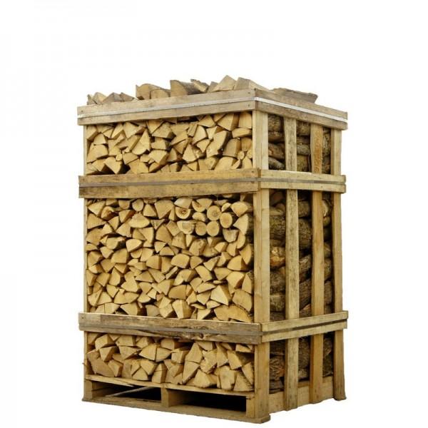Berken haardhout ovengedroogd easy pallet