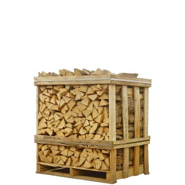 Essen haardhout ovengedroogd halve pallet