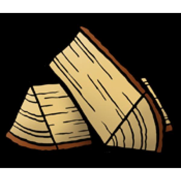 Houtkachel 1 tot 2 blokken tegelijk stoken